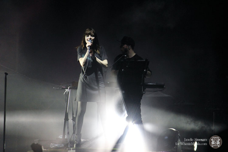 CHVRCHES - JANELLE ALMOSARA - GOODVYBES FEST