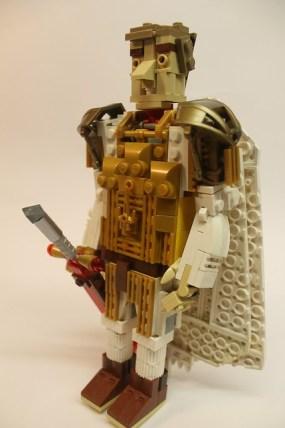 LEGO Jaime Lannister