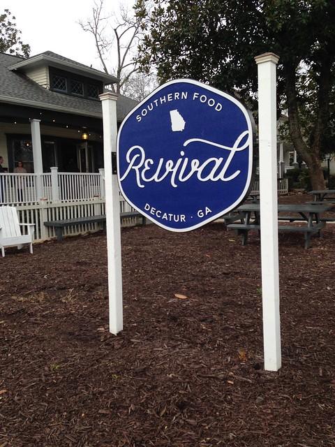 Revival, Decatur - Atlanta GA