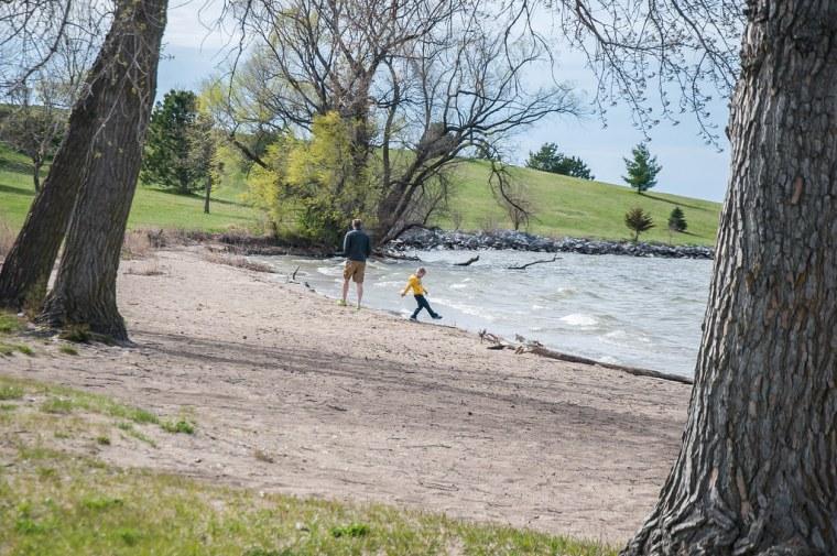 Branched Oak Lake