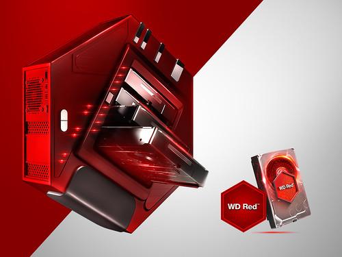 WD Red ใช้กับ NAS