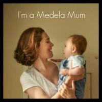 Medela Mum Badge 2016