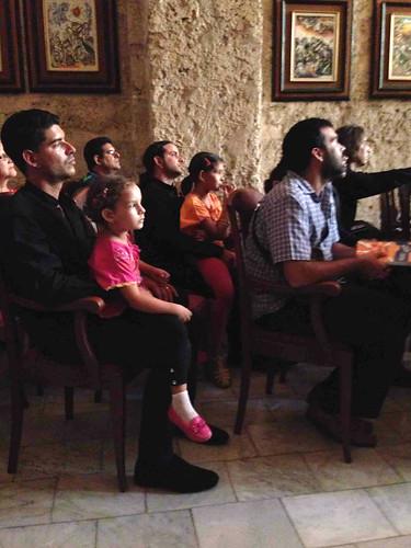 cuban audience in havana