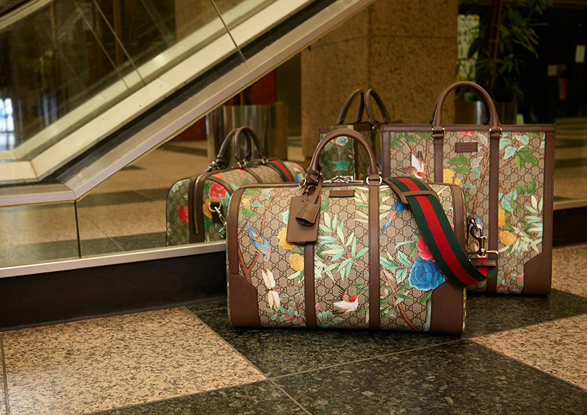 Gucci Tian Travel