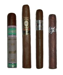 4 cigars