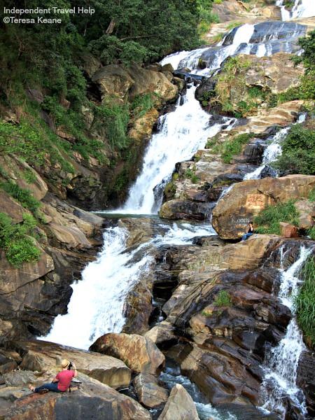 Ravana Falls, Ella