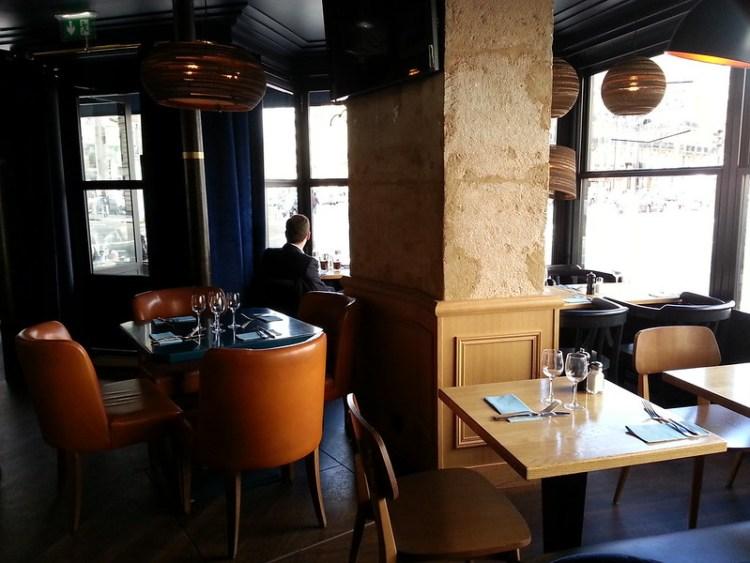 Café bistrot Gabrielle, Paris 17