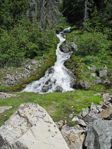 Arethusa-Waterfall