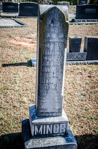 Keowee Baptist Church and Cemetery-003