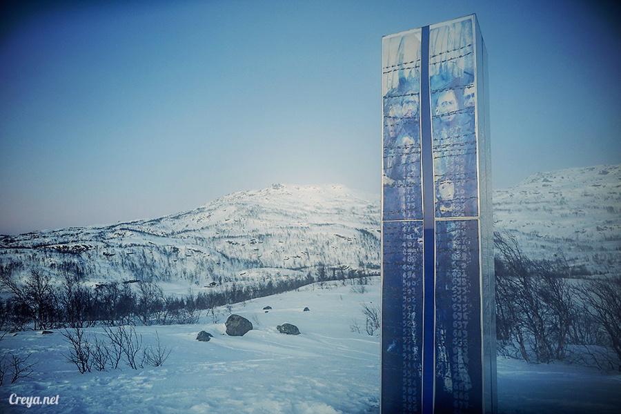 2016.02.23  看我歐行腿   阿呀~一不小心就從瑞典到了挪威, Narvik 小鎮遇見地理課本中的峽灣 14.jpg