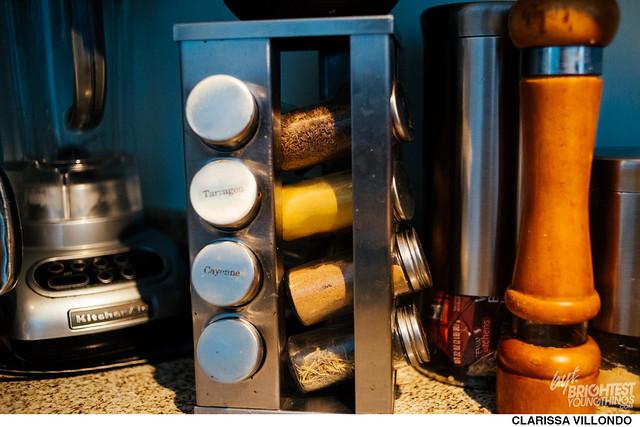 What's in your fridge with Scott Drewno