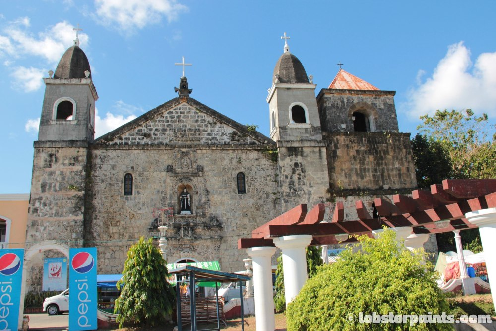 Tigbauan Church | Iloilo, Philippines