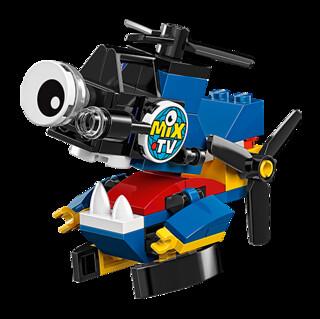 LEGO Mixels Series 9 Camsta (41579)