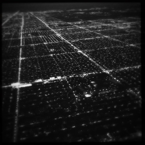 Chicago At Night, Number 553