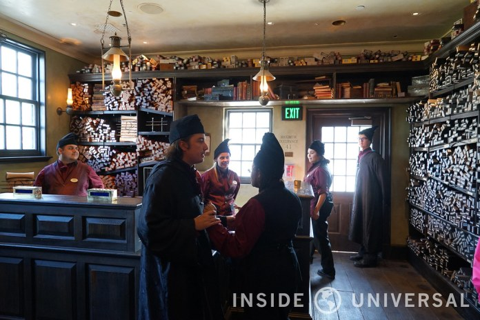 A first look at the Wizarding World of Harry Potter at Universal Studios Hollywood