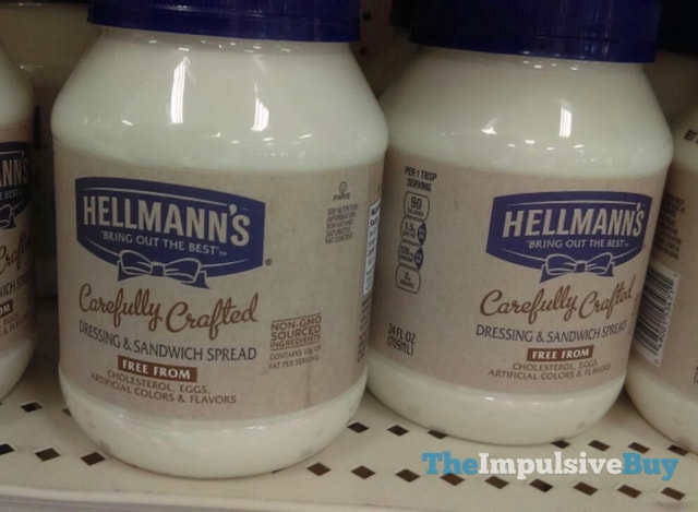 Hellmann's Carefully Crafted Dressing & Sandwich Spread