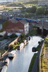 TransPennine Express train in Leeds