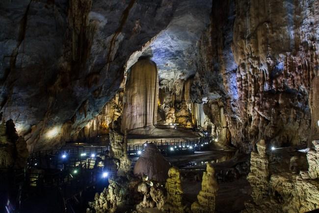 Vietnam Nationalpark Phong Nha-Ke Bang Höhle