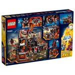 LEGO Nexo Knights Jestro's Volcano Lair (70323) back