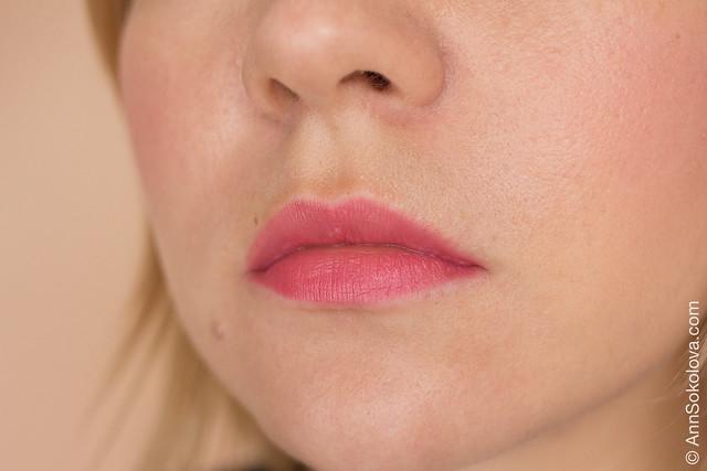 13 L'Oreal Exclusive Collection By Color Riche Lipstick Розовая симфония Eva's Delicate Rose swatches