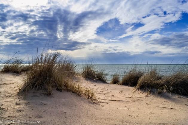 Dunes & Clouds
