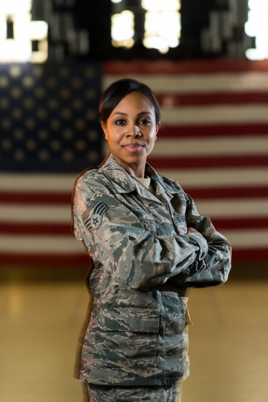 Senior Airman Robin L. Brown: Trooper of the Quarter