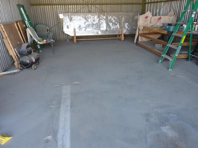 Clean Hangar!