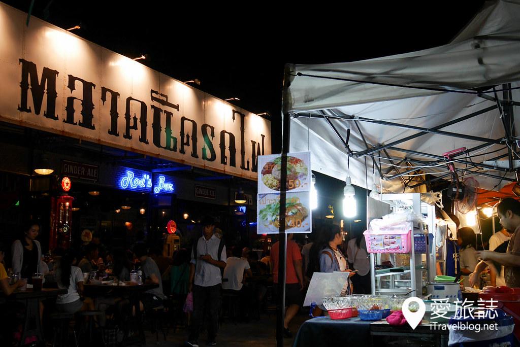 曼谷拉差达火车夜市 Train Night Market Ratchada 07