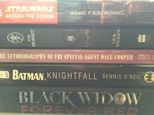Book Shelf 2016 Reading Challenge
