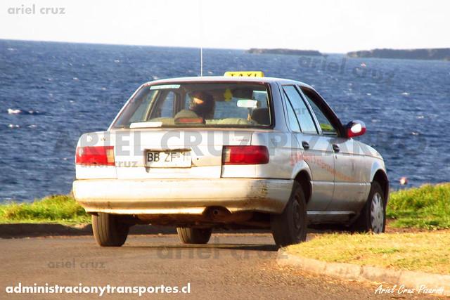 Taxi Isla de Pascua | Nissan V16 (BBZF10)