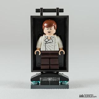 REVIEW LEGO Star Wars 75137 Carbon-Freezing Chamber 11 (HelloBricks)