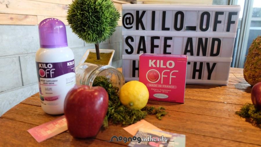 kilo off supplement