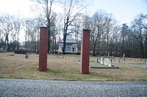 Ebenezer Methodist Church and Cemetery-002