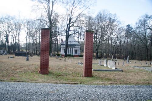 Ebenezer Methodist Church and Cemetery-002