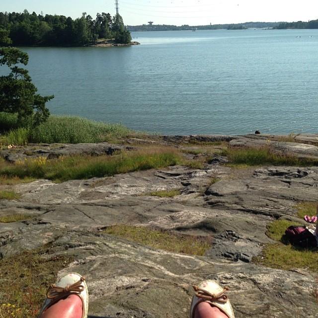 Esteetön kallionkolo! #kesä #summer #helsinki #igtravelthursday