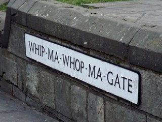 York Whip-Ma-Whop-Ma-Gate - the tea break project solo female travel blog