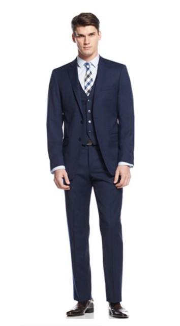 WG Suit Navy