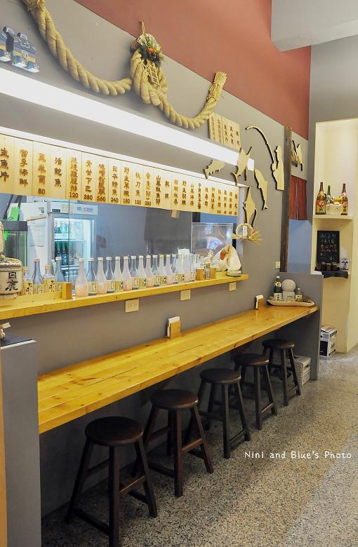 台中日式料理海鮮居酒屋海人37