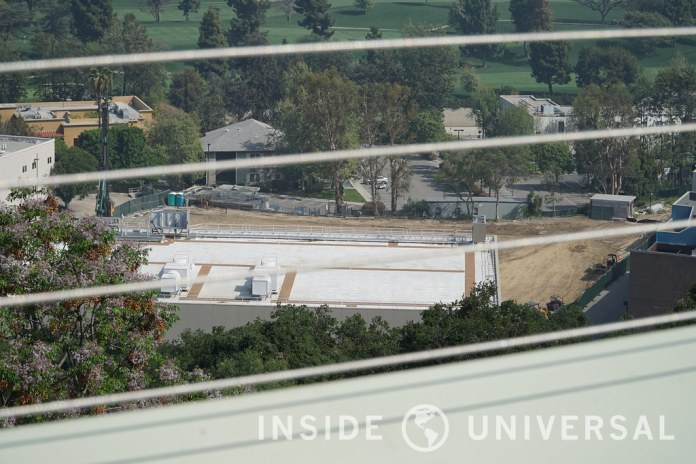Photo Update: March 20, 2016 - Universal Studios Hollywood - Backlot