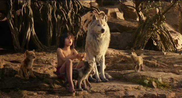 Jungle_Book_2016_Mowgli Wolf