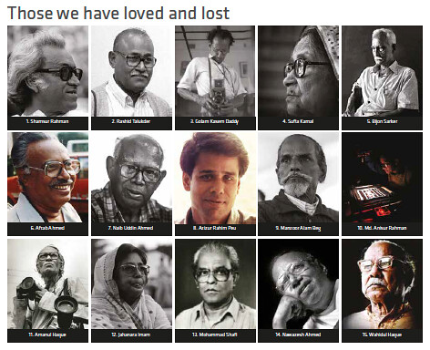Those we have loved and lost