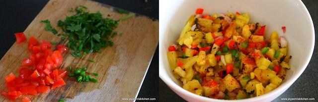 pineapple salad 4