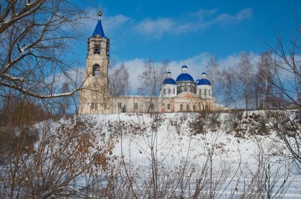Воскресенский собор, Кашин