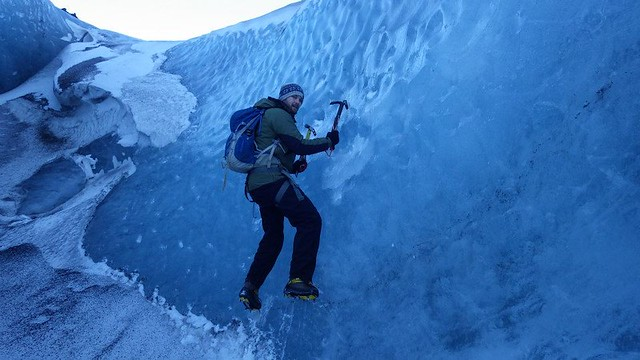 Top things to do in Iceland - Glacier Hike