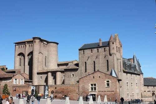 Bishops Palace Albi