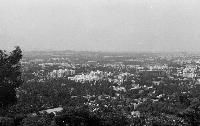 Chennai Skyline