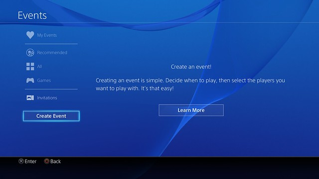PlayStation 4 System Software 3.50 Update Detailed 3