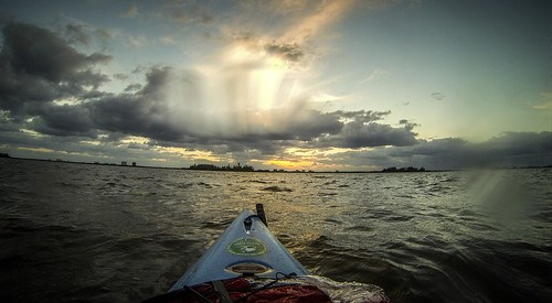 Indian River Sunrise Paddling-027
