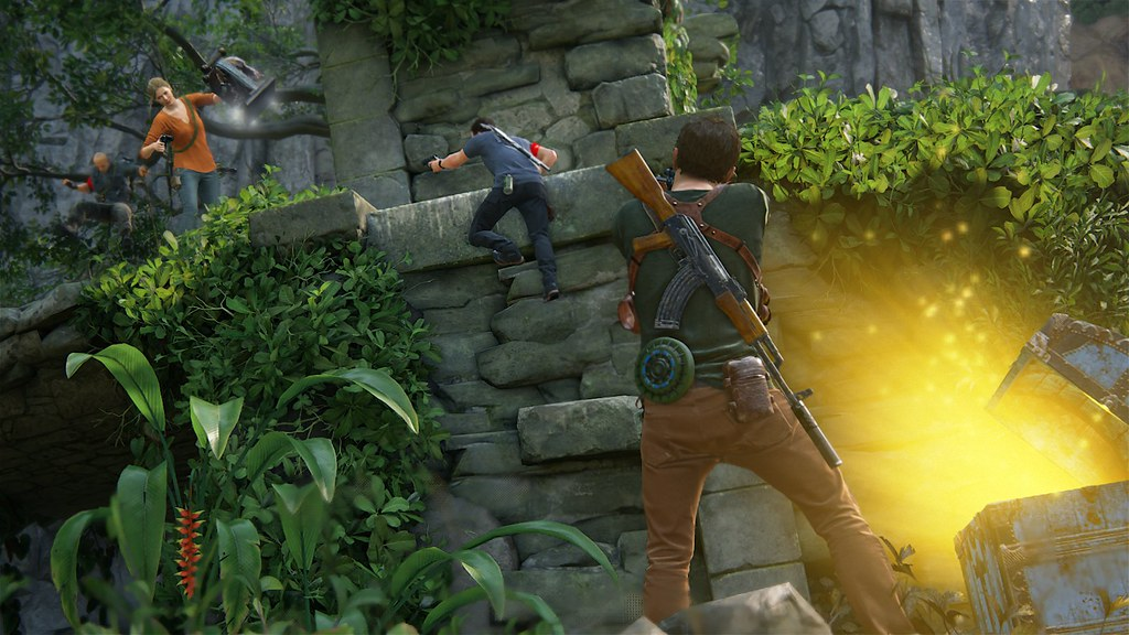 Uncharted 4 Plunder Mode Revealed 3