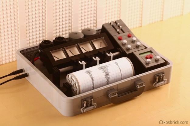 Portable Seismograph